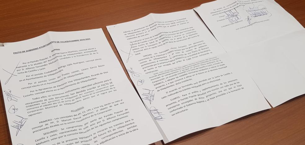 El 'popular' Manuel García recupera Villaquilambre y dinamita a la UPL