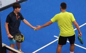 Rodrigo López y Diego Simón se imponen en el 'Torneo de pádel de leonoticias'