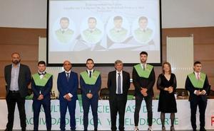 La Facultad de Ciencias del Deporte celebró la graduación de su VI Promoción