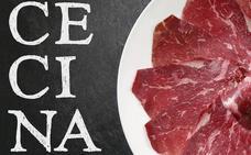 Cecina de León desembarca en el corazón gastronómico de Vitoria con una degustación en el Mercado de Abastos