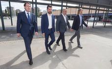 PP y Cs siguen con su negociación para un gobierno en Castilla y León, sin poner fecha aun al acuerdo