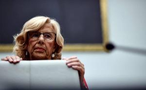 Carmena renuncia a su acta de concejal: «Yo ya no soy nadie»