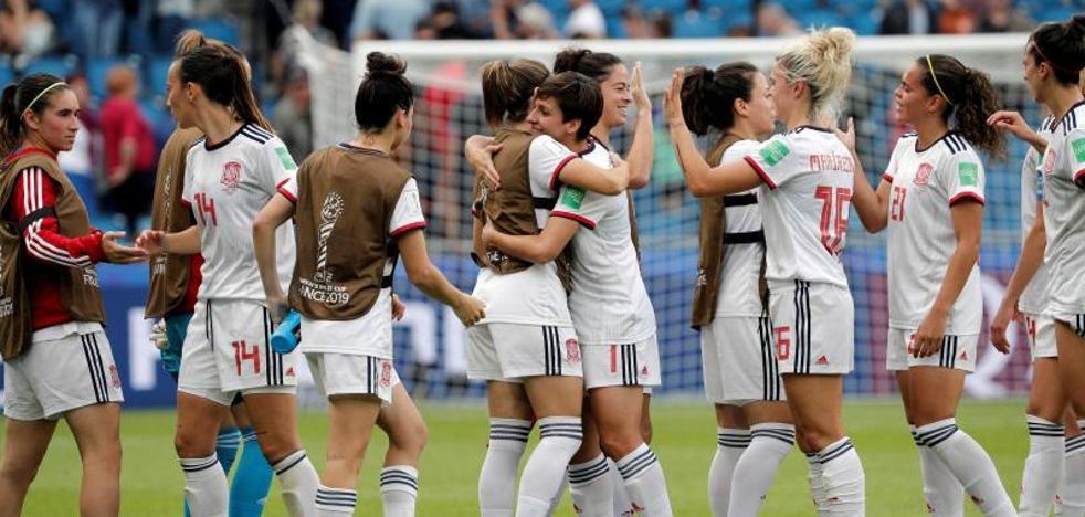 Histórico pase a octavos sin gol