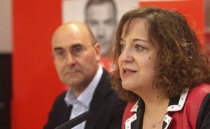 Iratxe García será la presidenta de los Socialistas europeos en la Eurocámara tras retirarse su rival