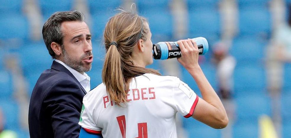 Jorge Vilda: «Hemos logrado algo histórico»