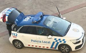 La Policía Local detiene a un hombre armado con un revólver cuando merodeaba en el interior de un garaje comunitario