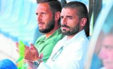Portillo ve en la Ponferradina un rival «bastante peligroso»