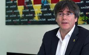 Puigdemont se abstiene de acudir al Congreso para acatar la Constitución y envía a su abogado