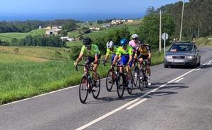 El Ciudad de Astorga-Rubilor llega a la Power Race Astorga lanzado