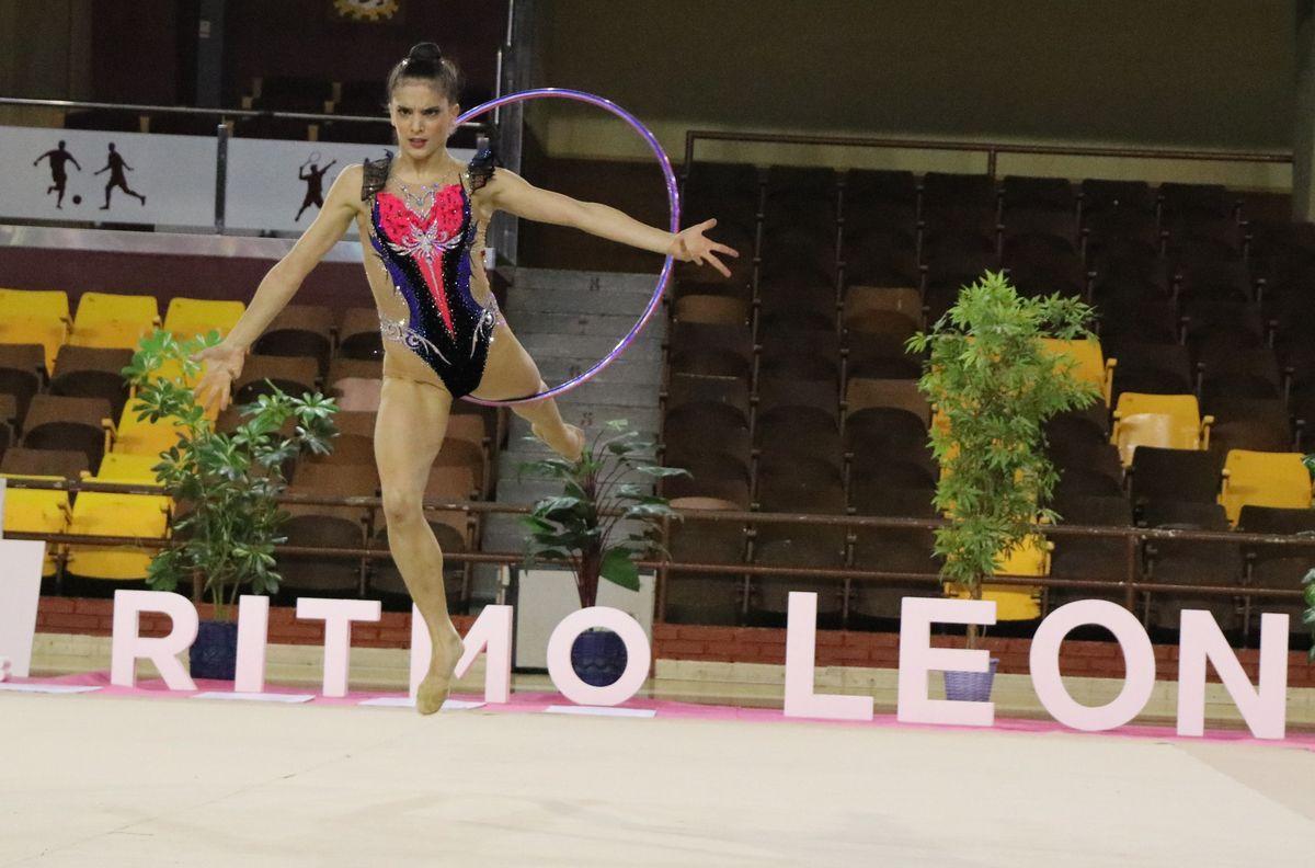 Exhibición anual del Club Ritmo de León