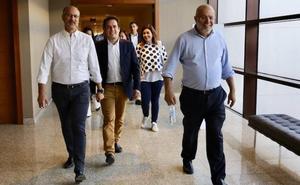 Cs mantiene su aspiración de conseguir «4 ó 5 consejerías» en Castilla y León