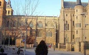 La Diputación firma dos convenios de 240.000 euros con la Diócesis de Astorga para el mantenimiento del patrimonio eclesiástico