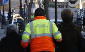 El transporte sanitario dice basta tras la brutal agresión sufrida en León por un técnico el pasado día 8