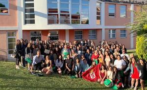 La Universidad de León recibe este curso a medio millar de estudiantes internacionales de 30 países