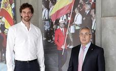 Pau Gasol se presentará a las elecciones a la comisión de deportistas del COI