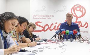 El PSOE insiste en gobernar el Ayuntamiento de León en minoría con la abstención de UPL y Podemos
