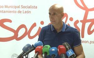 Diez confía en conformar el 5 de julio el nuevo Ayuntamiento «para dar paso a un tiempo de cambio y futuro para León»