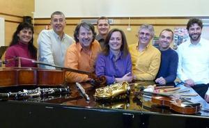 El grupo Cosmos 21 ofrece en el Musac un concierto músico-visual en relación con la exposición de Mestres Quadreny