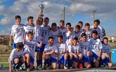Los infantiles del Olímpico de León vencen en la Copa Diputación