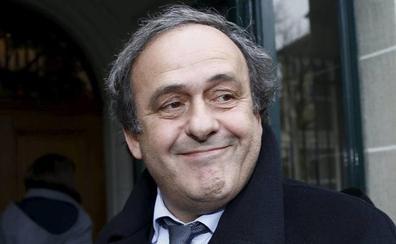 Platini, detenido por corrupción en la elección del Mundial de Catar