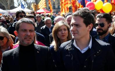 Rivera rompió con Valls antes de que el ex primer ministro anunciara su adiós
