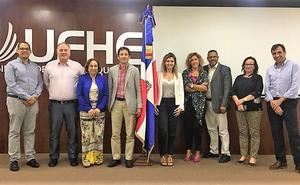 La ULE participa en la evaluación de títulos universitarios de la República Dominicana