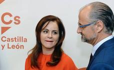 Luis Fuentes, de Ciudadanos, a un paso de ser presidente de las Cortes de Castilla y León