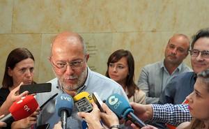 Igea defiende que Cs es un «partido unido» y que Luis Fuentes «es el candidato de todos» a la Presidencia de las Cortes