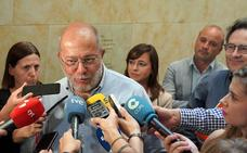 Igea cierra filas con Luis Fuentes: «Es el candidato de Ciudadanos y de los 12 procuradores»