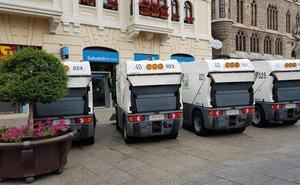 UPL exige al equipo de gobierno del PP que arregle los vehículos de limpieza y cargue los gastos a la empresa responsable
