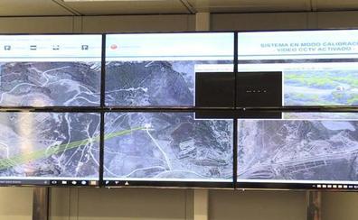 La Junta vigilará el 80% de la superficie forestal del Bierzo al elevar a 20 las cámaras antiincendios