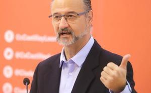 Luis Fuentes gana terreno a Ana Carlota Amigo como candidato de Cs a presidir las Cortes