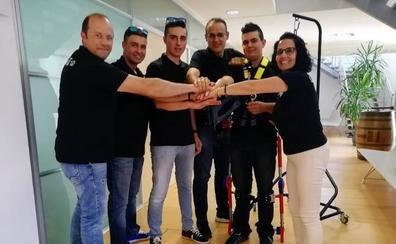 El centro de FP de La Robla gana el concurso Iniciativa Empresarial Joven de la Asociación de Empresarios de Aranda y La Ribera