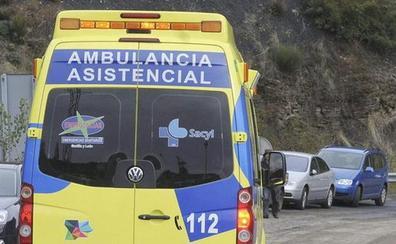 Ocho heridos, dos de ellos graves, en siete accidentes de tráfico en diferentes puntos de la provincia