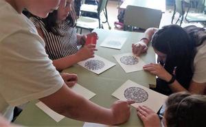 Una 'escape room' educativa muestra a alumnos de Primaria de Ponferrada cómo prevenir incendios