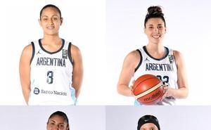 Vicky Llorente estará en los Juegos Panamericanos con la selección de Argentina 3x3