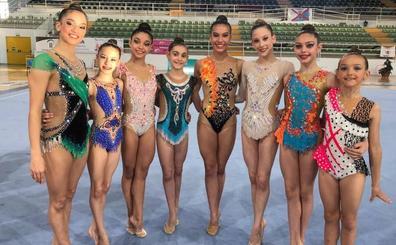 El Club Ritmo inicia la conquista del Campeonato de España