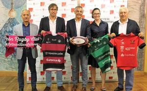 Unión de fuerzas en el rugby leonés: se fusionan el León RC y el Albéitar