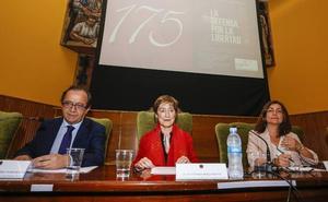 «En León empezó una marcha hacia la democracia y la libertad que no paró», afirma Victoria Ortega
