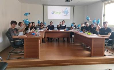 El #ConsejoJunior de iRiego celebró su tercera sesión