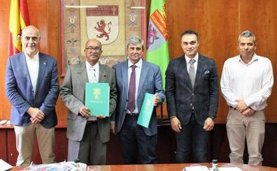 Firmado un acuerdo de colaboración entre la ULE y la Universidad de Moa de Cuba en el ámbito de la minería