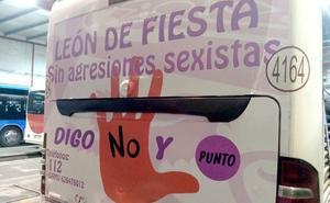 León quiere unas fiestas sin agresiones sexistas: #Digonoypunto