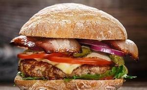 Tres hamburguesas para saborear las fiestas