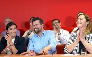 Tudanca llama a ser la «resistencia» frente a quienes quieren «degradar» a Castilla y León