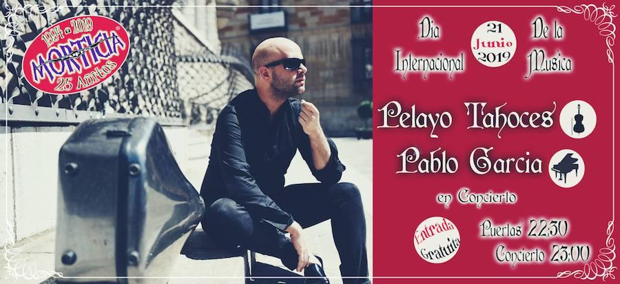 Violonchelo y piano en Ponferrada para celebrar el Día de la Música