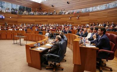 Todas las galerías de fotos de la constitución de la X Legislatura de las Cortes de Castilla y León