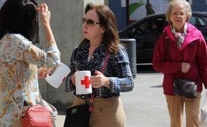 Las banderitas de la Cruz Roja para ayudar a 125 niños con fracaso escolar en León