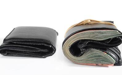 Se devuelven más billeteras perdidas cuando hay más dinero en ellas