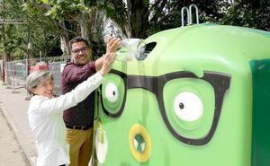 Ayuntamiento y Ecovidrio promueven el reciclaje de vidrio durante las Fiestas de San Juan y San Pedro