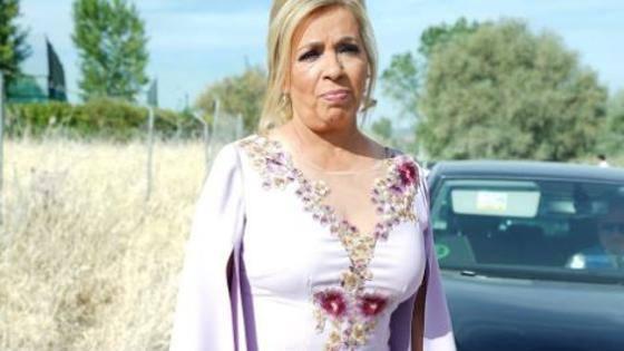 Los looks de los invitados a la boda de Belén Esteban